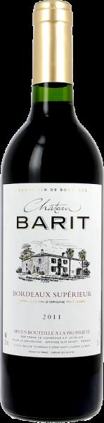 Château Barit Bordeaux supérieur AOC
