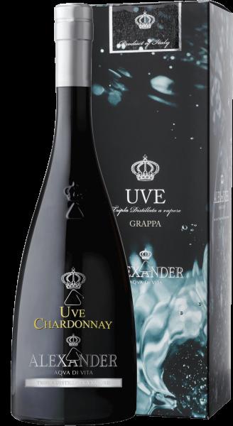 "Grappa Chardonnay ""Alexander"""