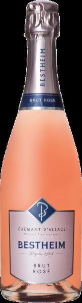"""Crémant d'Alsace Brut rosé """"Bestheim"""""""