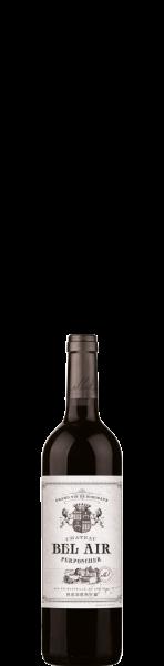 Mignon Château Bel Air rouge Réserve Bordeaux AOC
