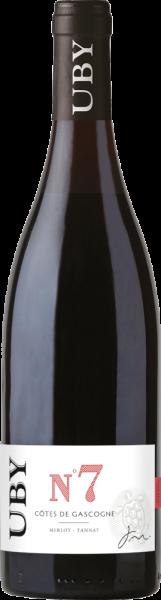 Uby N°7 Merlot-Tannat Côtes de Gascogne IGP