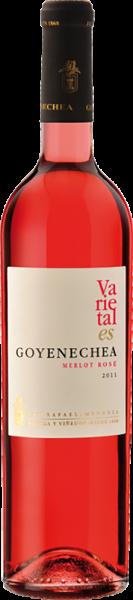 Goyenechea - Goyenechea Merlot Rosé