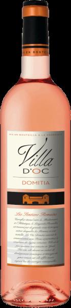"""""""Villa d'Oc"""" rosé Vin de Pays d'Oc"""