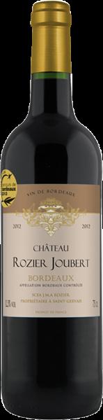 Château Rozier Joubert - Château Rozier Joubert Bordeaux AOC
