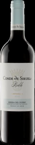 """Ribera del Duero """"Conde de Siruela"""" Roble"""