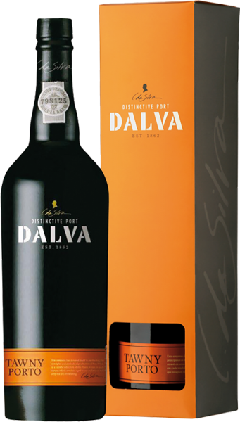 C da Silva - Dalva Port Tawny in Geschenkbox
