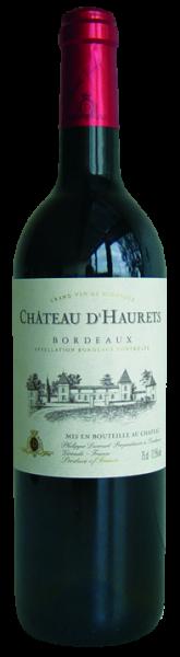 Château d'Haurets Bordeaux AOC