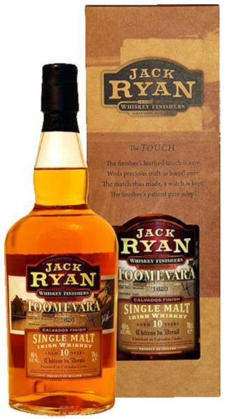 Jack Ryan Toomevara 10 Years Old Single Malt Bourbon Aged