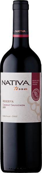 Nativa Eco-Wines - Nativa Terra Reserva