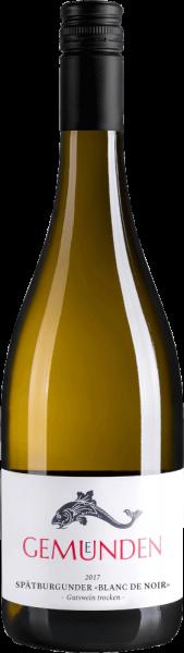 Spätburgunder Blanc de Noir Gutswein Gemünden