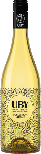 "Uby ""Collection Unique"" blanc Côtes de Gascogne IGP"