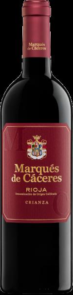 """Rioja """"Marqués de Cáceres"""" Crianza DOC"""